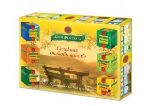Селекция билкови чайове